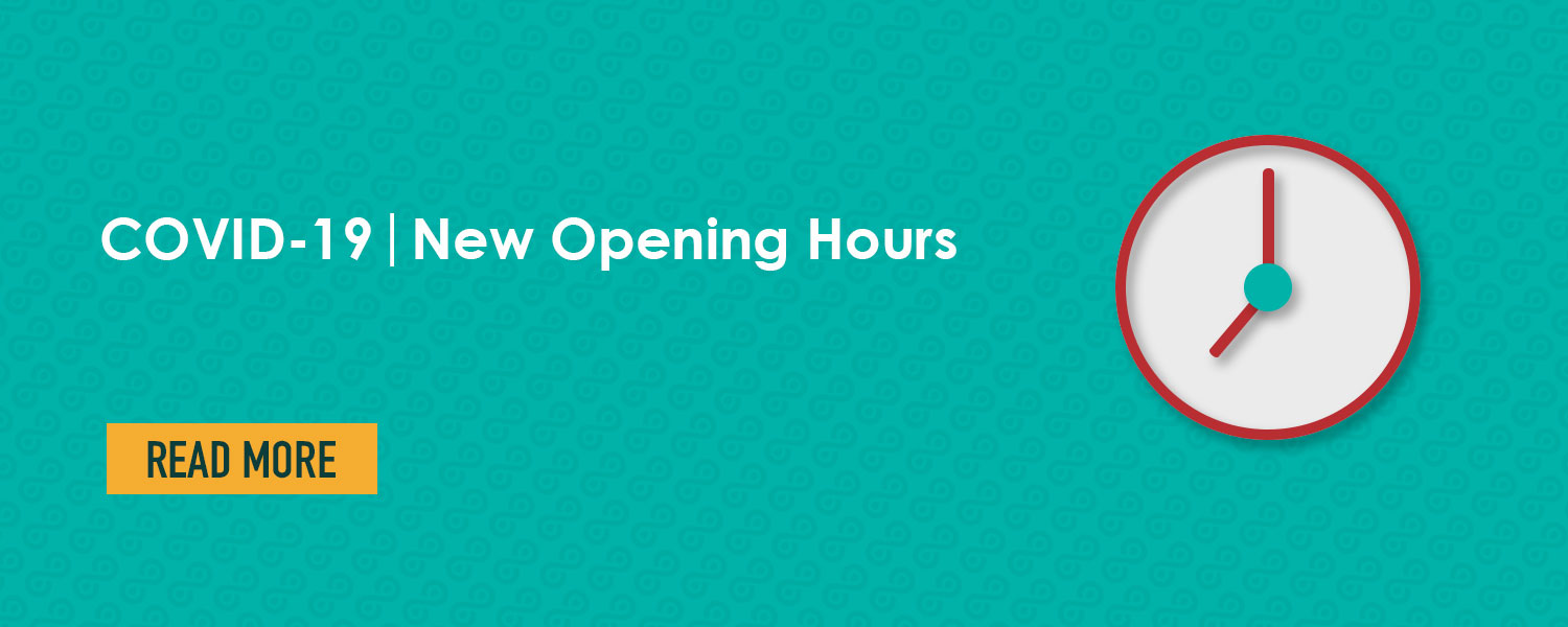 updated opening hours covid